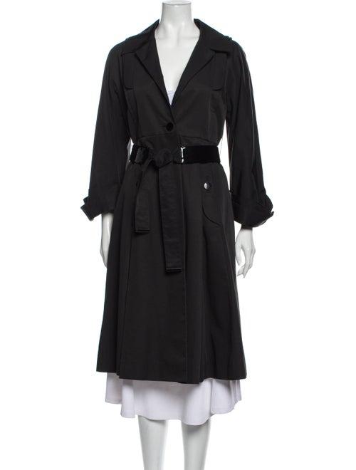Gucci Vintage 2007 Trench Coat Black