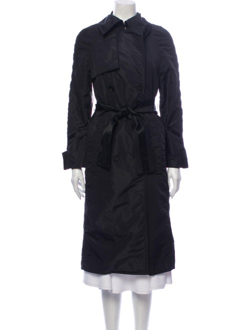 Gucci Vintage 2004 Trench Coat Black