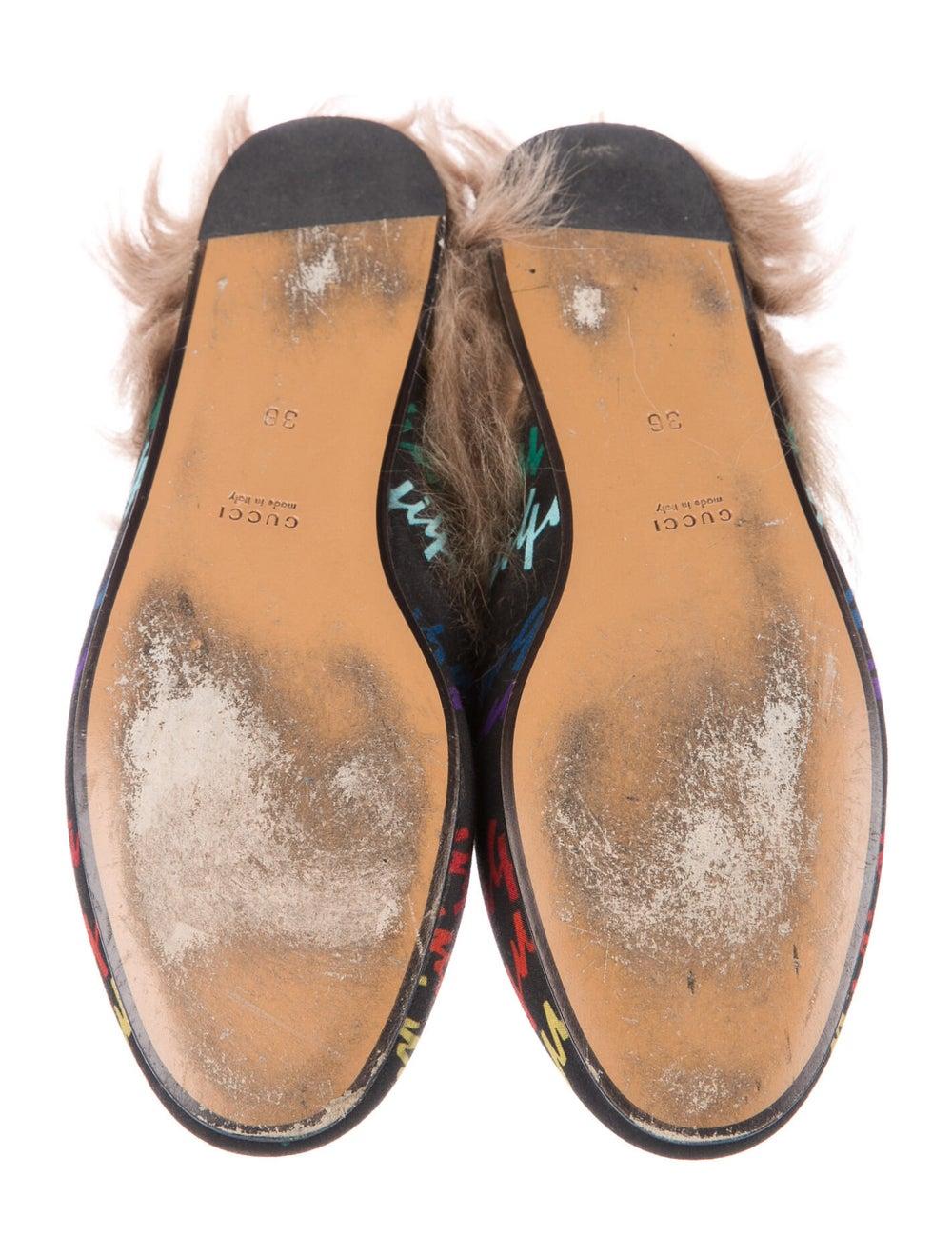 Gucci Princetown Horsebit Accent Mules Black - image 5