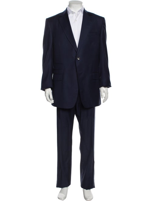 Gucci Wool Two-Piece Suit Wool