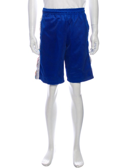 Gucci 2018 Athletic Shorts Blue