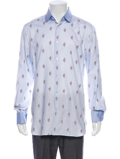 Gucci 2018 Kingsnake Shirt w/ Tags White