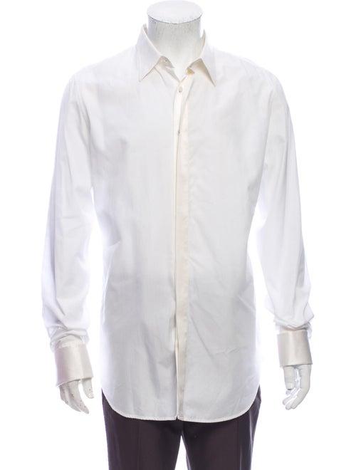Gucci Long Sleeve Shirt White