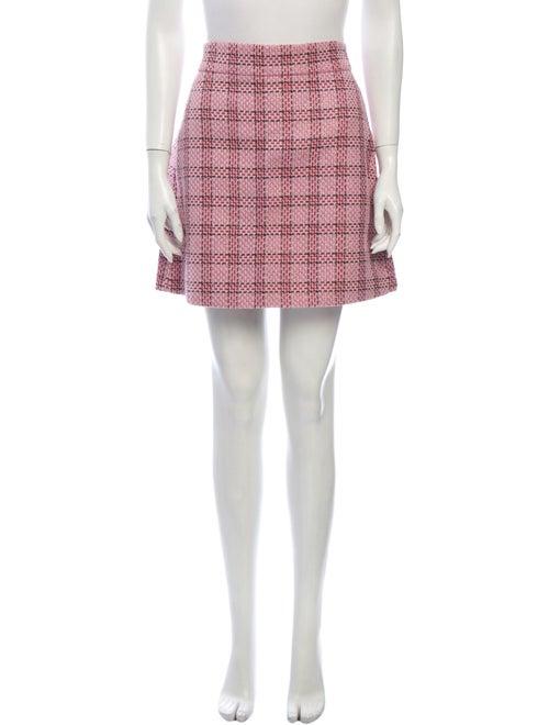 Gucci 2016 Mini Skirt w/ Tags Pink
