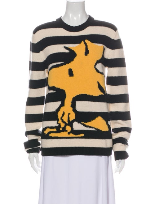 Gucci Peanuts Wool Sweater