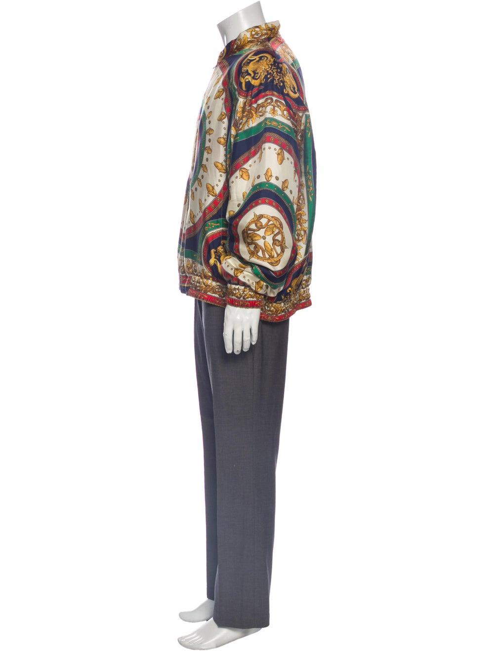 Gucci 2019 Mermaid Circle Bomber Jacket w/ Tags - image 2