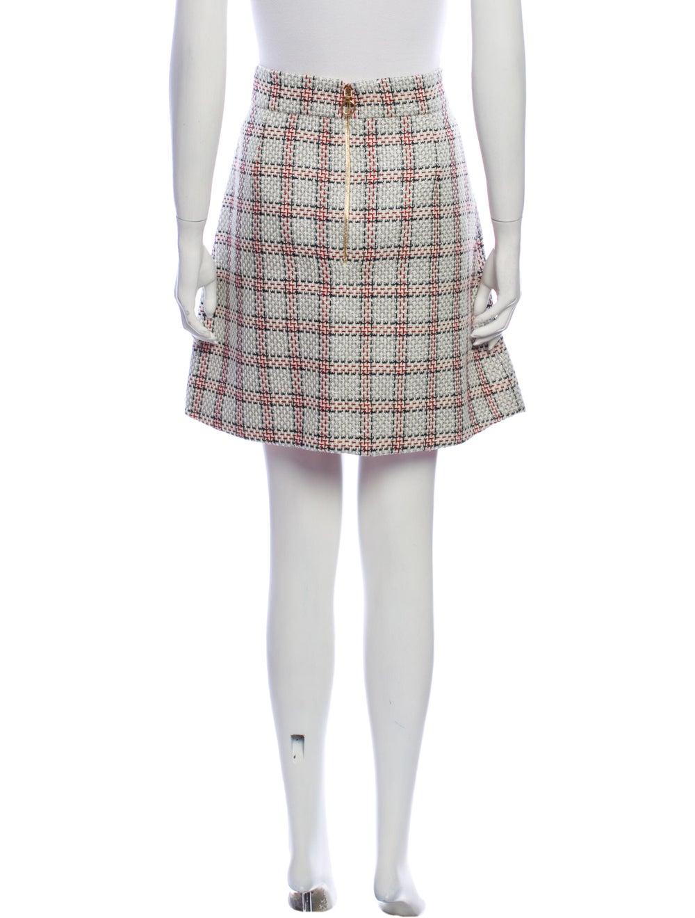 Gucci 2016 Mini Skirt Metallic - image 3