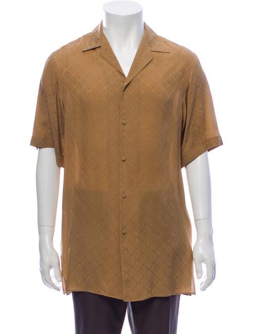 Gucci 2020 GG Bowling Shirt