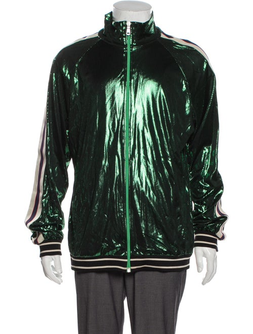 Gucci 2019 Bomber Jacket w/ Tags Green - image 1