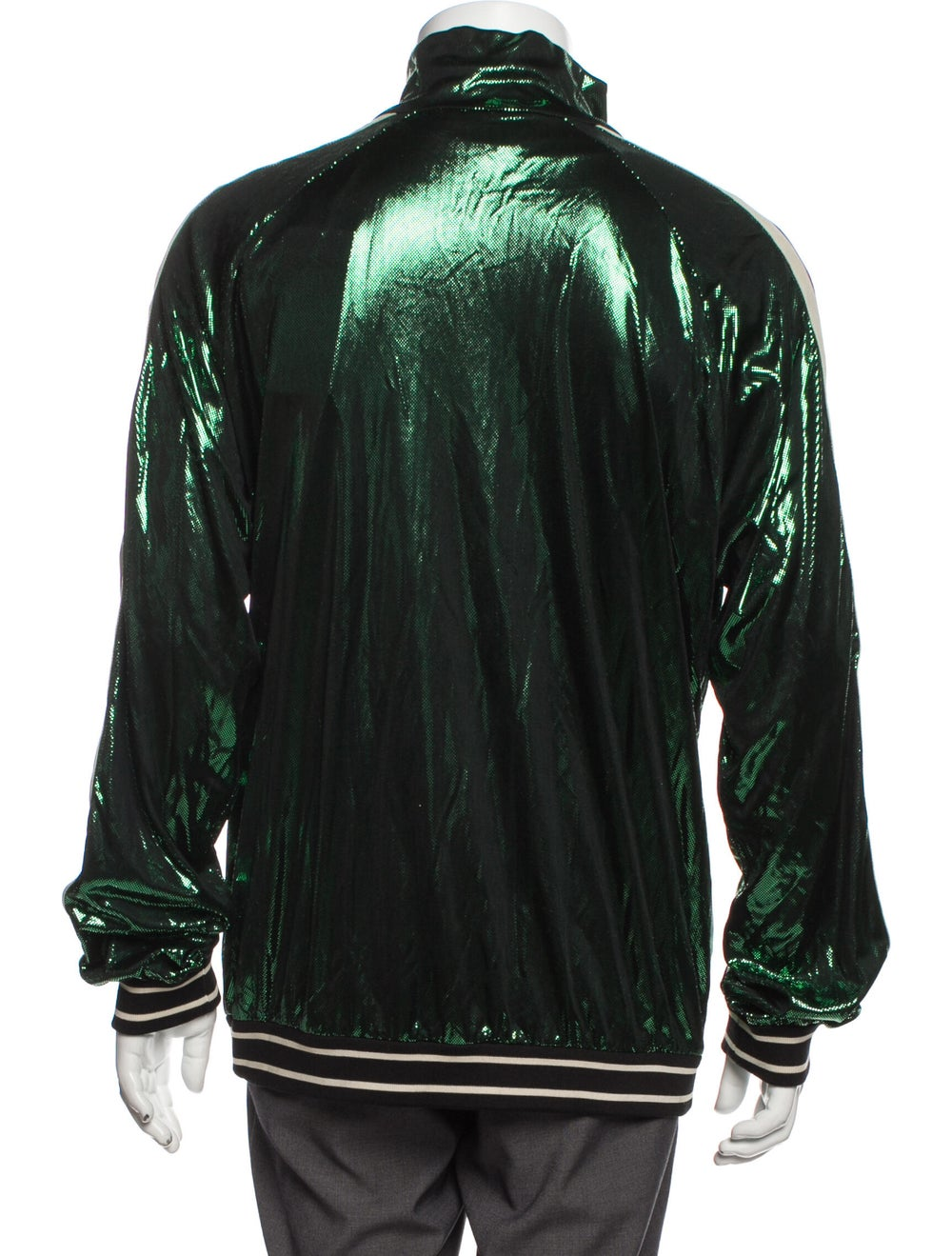 Gucci 2019 Bomber Jacket w/ Tags Green - image 3