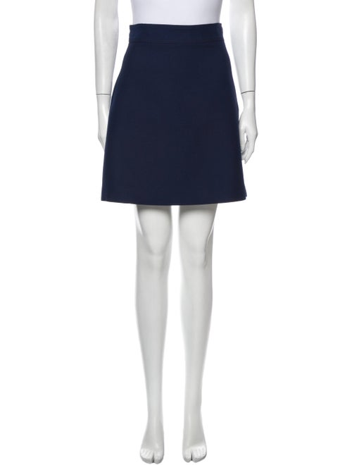 Gucci 2016 Mini Skirt w/ Tags Wool