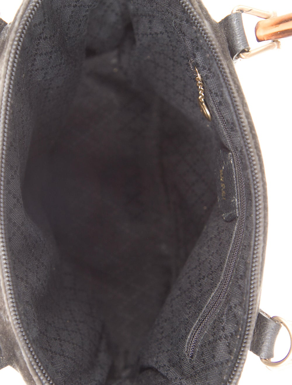 Gucci Mini Bamboo Handle Bag Brown - image 5
