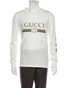 Gucci 2018 Web Accent T-Shirt w/ Tags