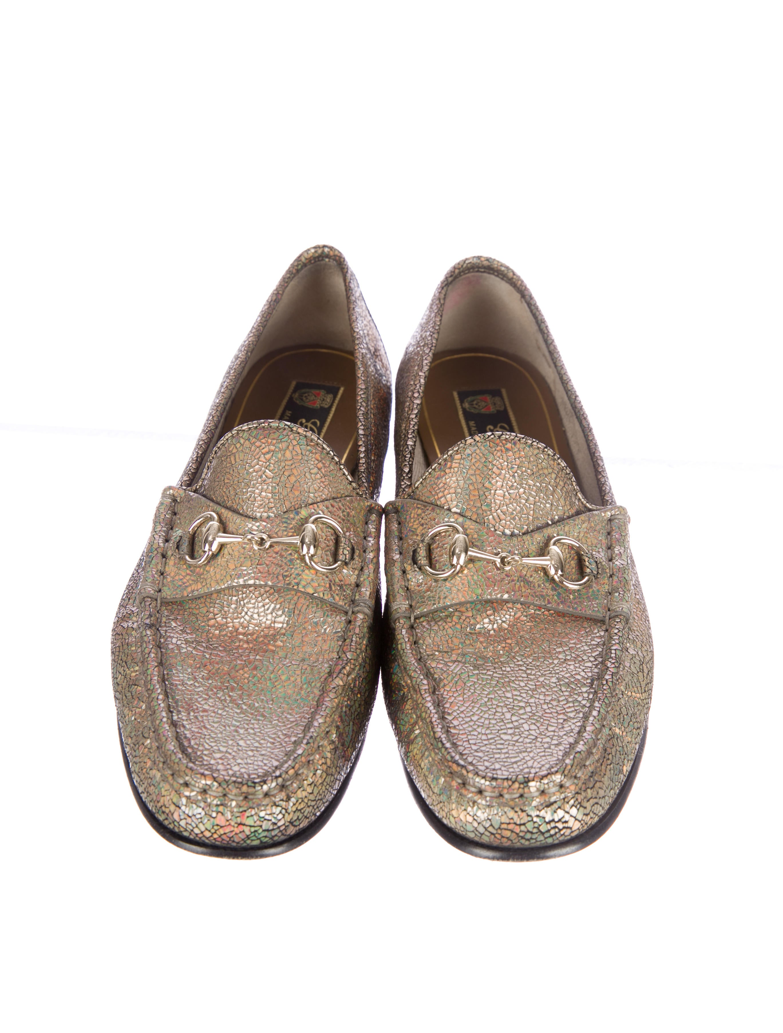 gucci holographic horsebit loafers shoes guc58318