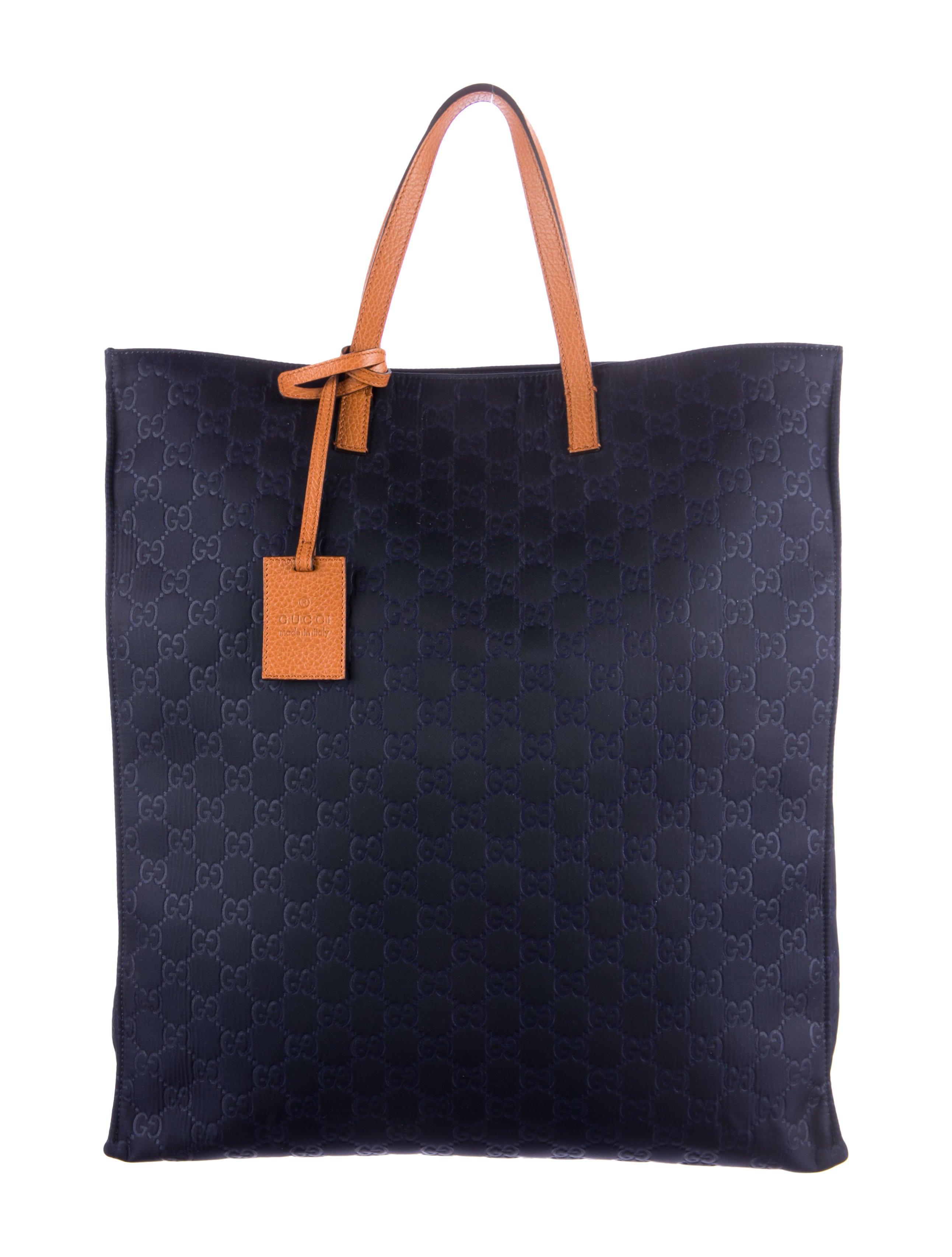 b32fd8291da2 Guccissima Nylon Tote Bags | Stanford Center for Opportunity Policy ...