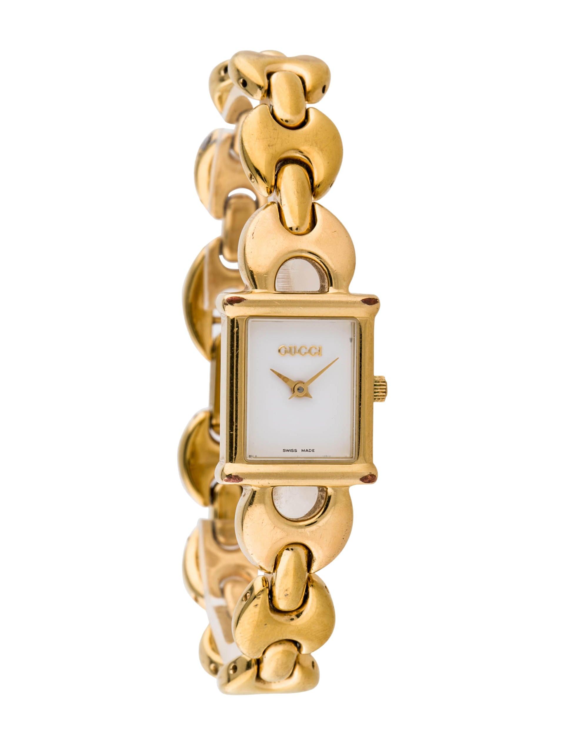 2ac70dd2cdb Gucci 1800L Watch - Bracelet - GUC59326