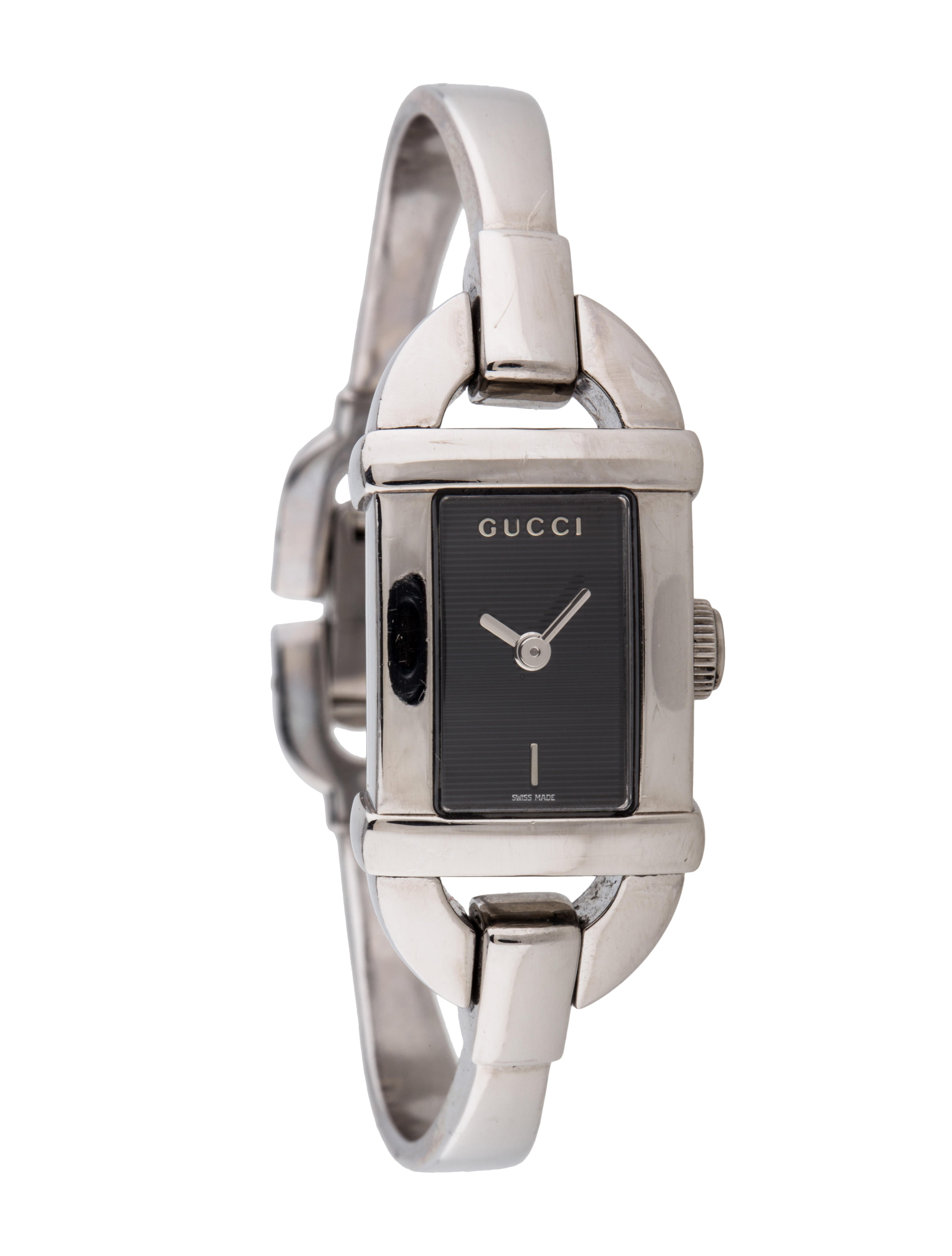 Gucci 6800l Watch Bracelet Guc61426 The Realreal