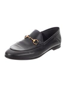 Gucci Brixton Convertible Horsebit Accent Loafers