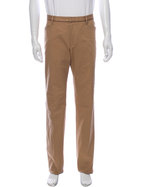 Gucci Web Accent Chinos - image 1