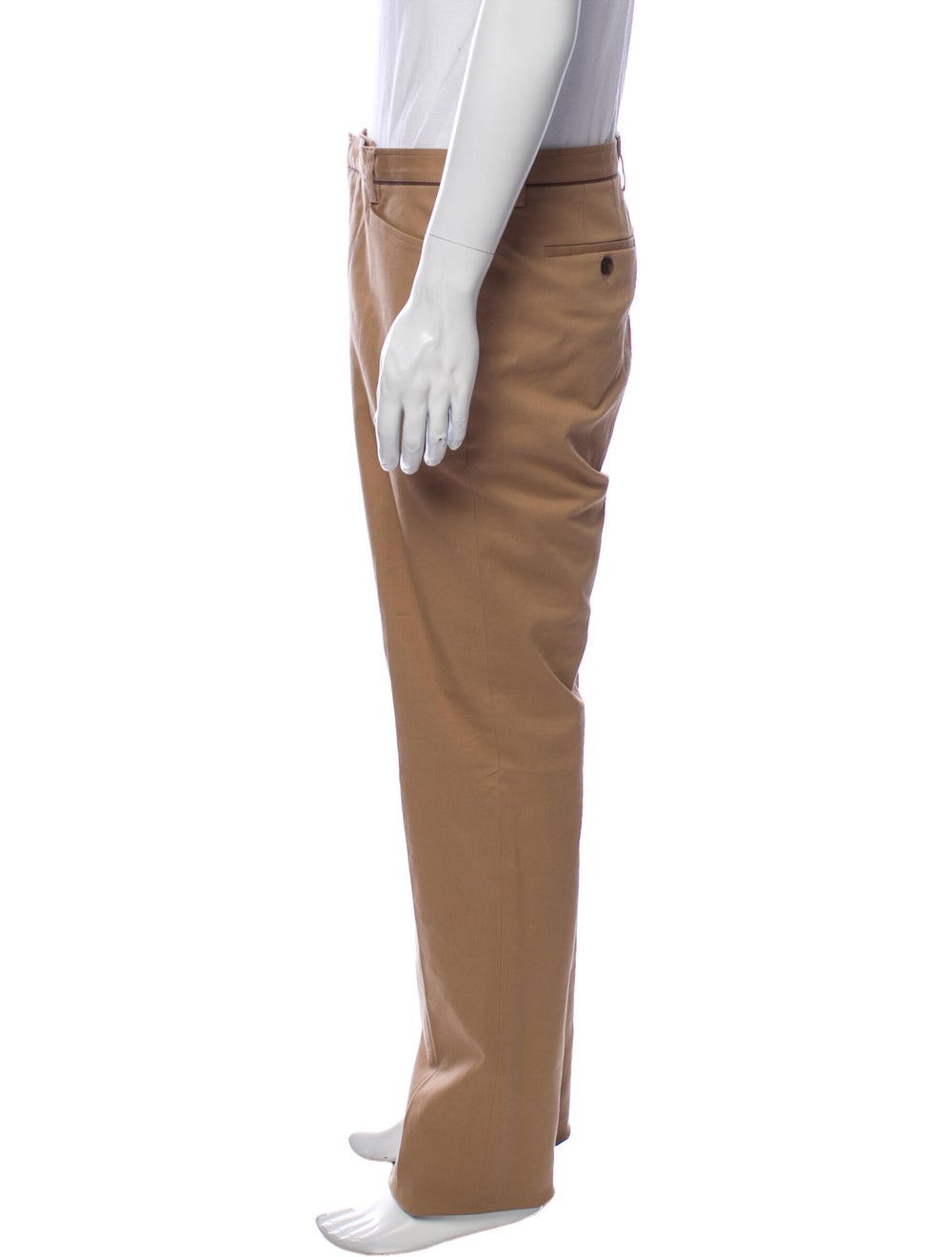 Gucci Web Accent Chinos - image 2