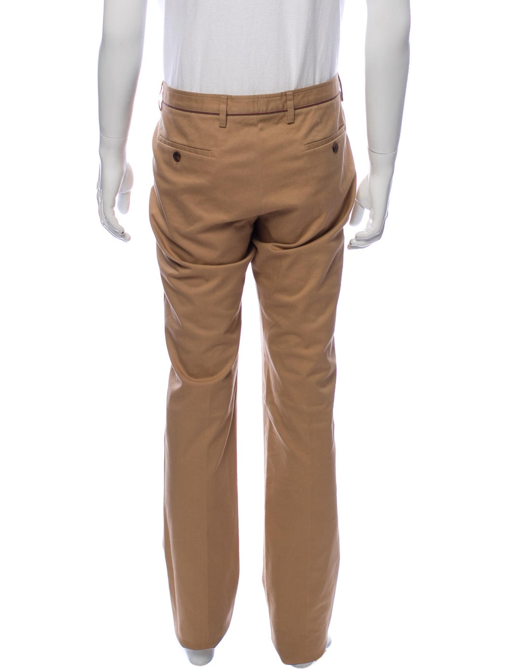 Gucci Web Accent Chinos - image 3