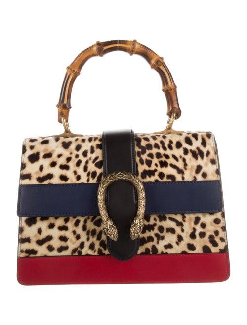 Gucci Dionysus Bamboo Top Handle Bag Gold - image 1