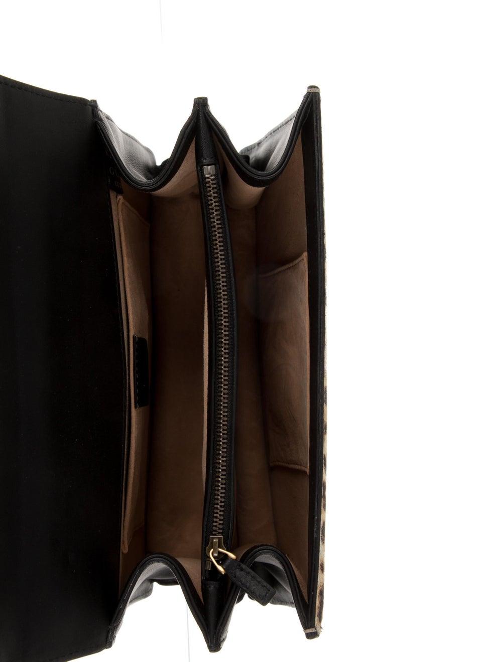 Gucci Dionysus Bamboo Top Handle Bag Gold - image 5