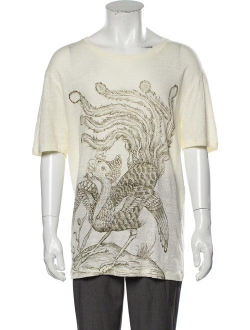 Gucci 2016 Linen T-Shirt