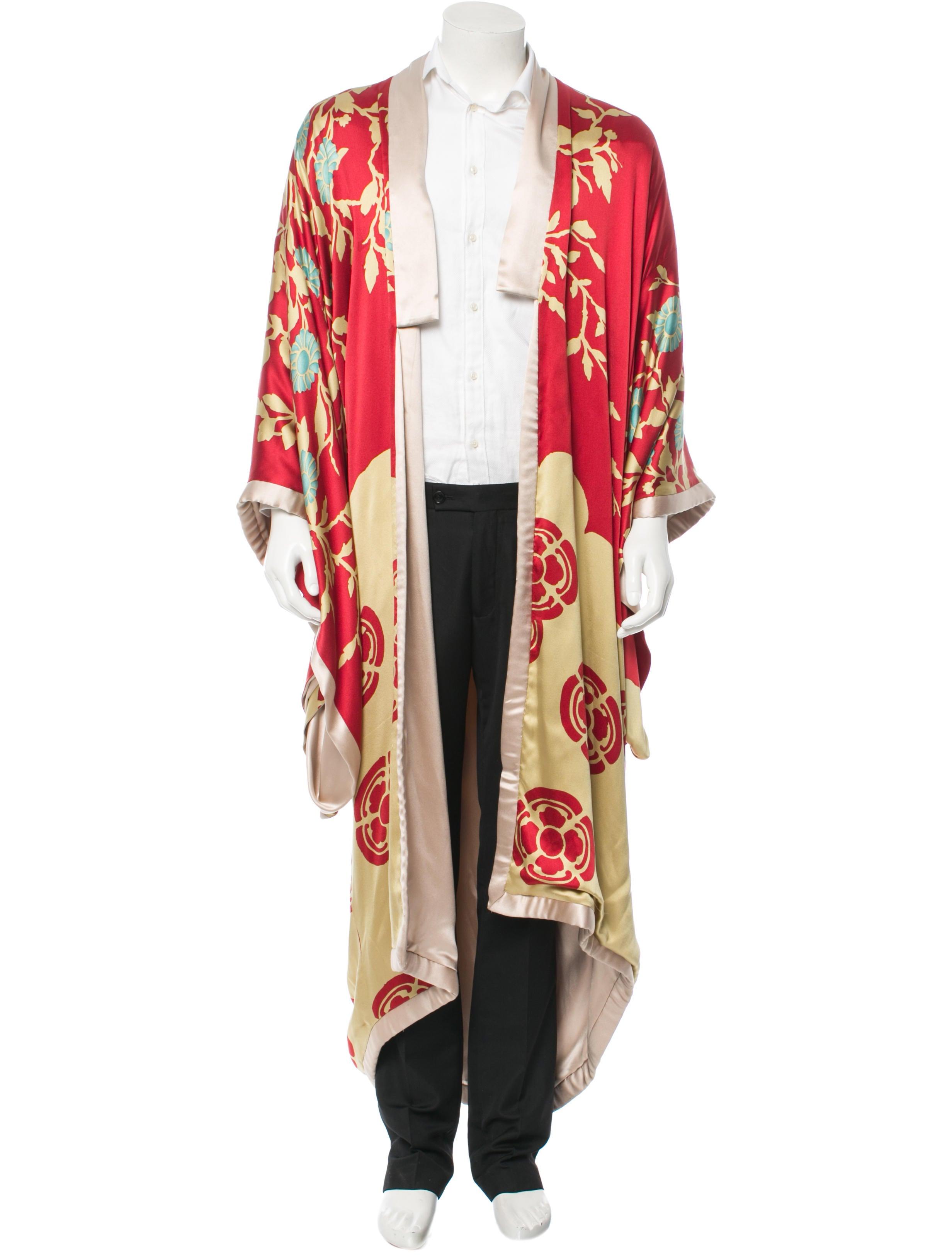 7972ed2730 Gucci Silk Robe - Clothing - GUC63041