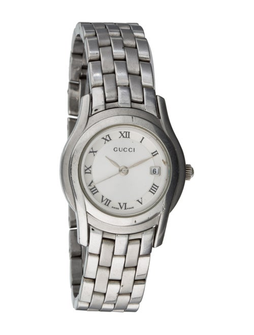 8bbad011bd4 Gucci 5500L Quartz Watch - Bracelet - GUC63634