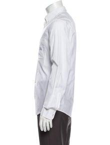 Gucci 2019 L'Aveugle Par Amour Dress Shirt