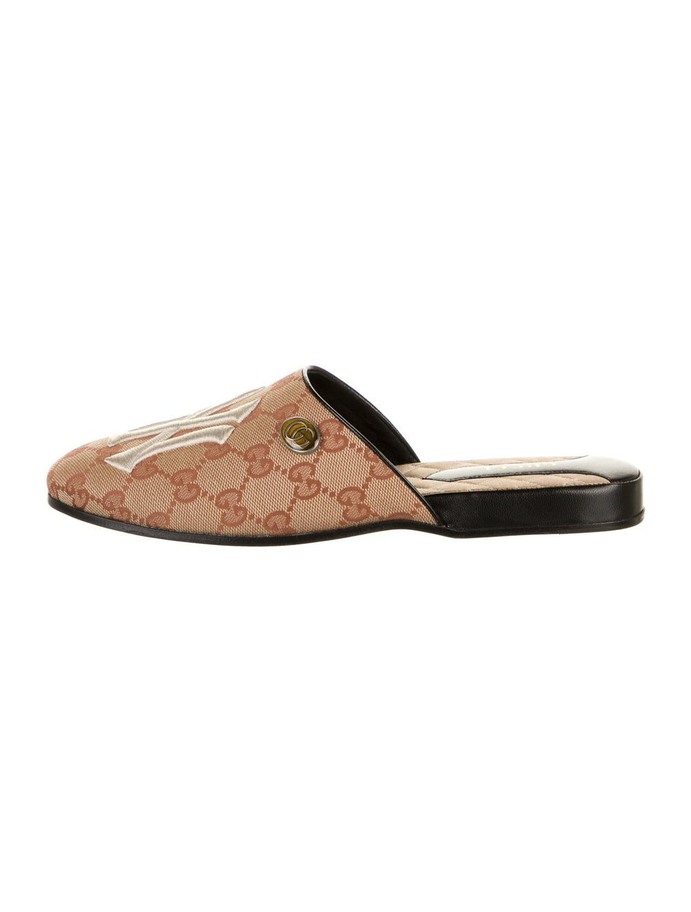 Gucci NY Yankees GG Canvas Mules w/ Tags - image 1