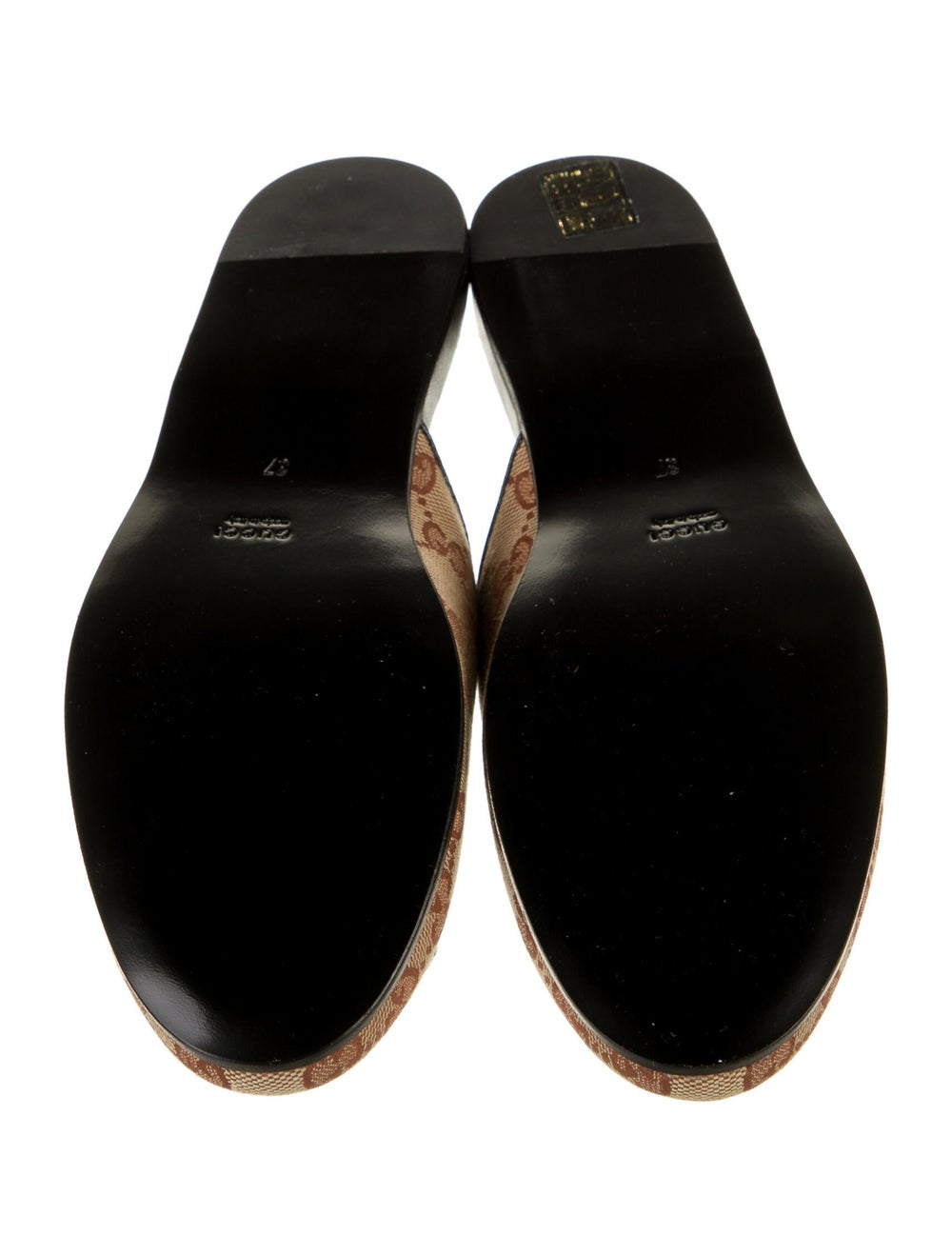 Gucci NY Yankees GG Canvas Mules w/ Tags - image 5