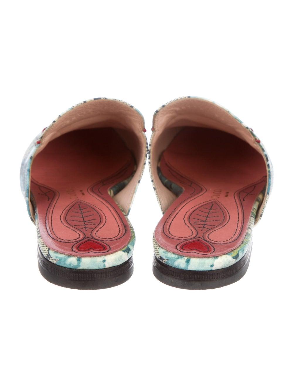 Gucci Princetown Horsebit Accent Mules - image 4