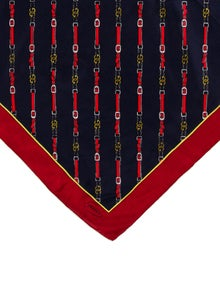 Gucci Silk Vintage Scarf
