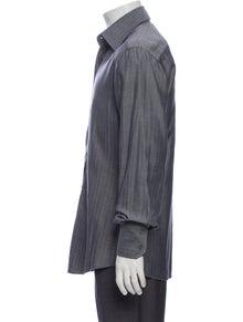 Gucci Printed Long Sleeve Shirt