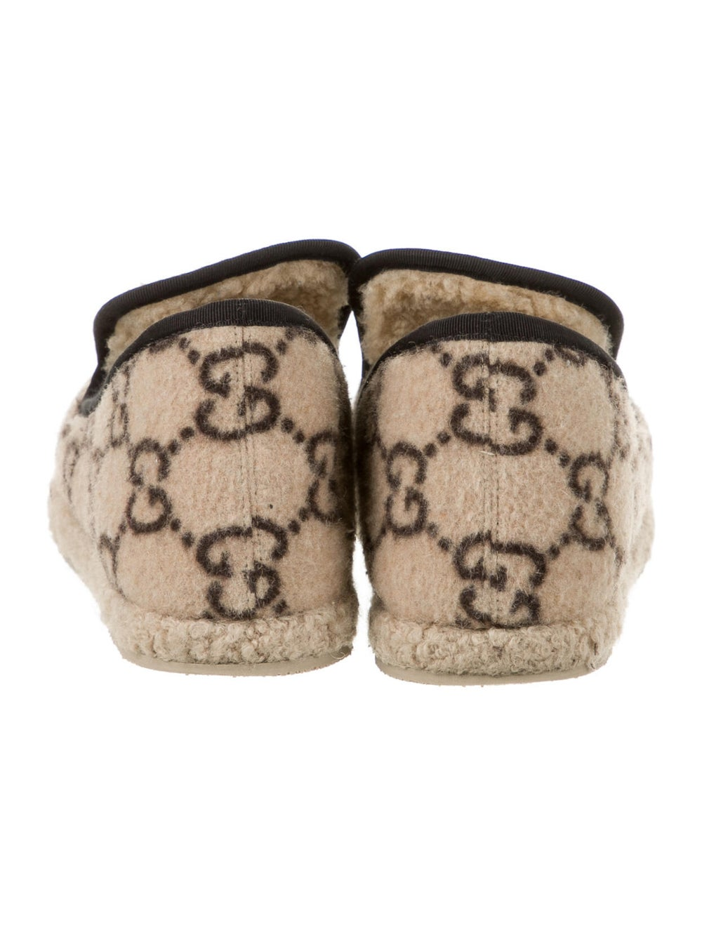 Gucci 1955 Horsebit Accent Slippers - image 4