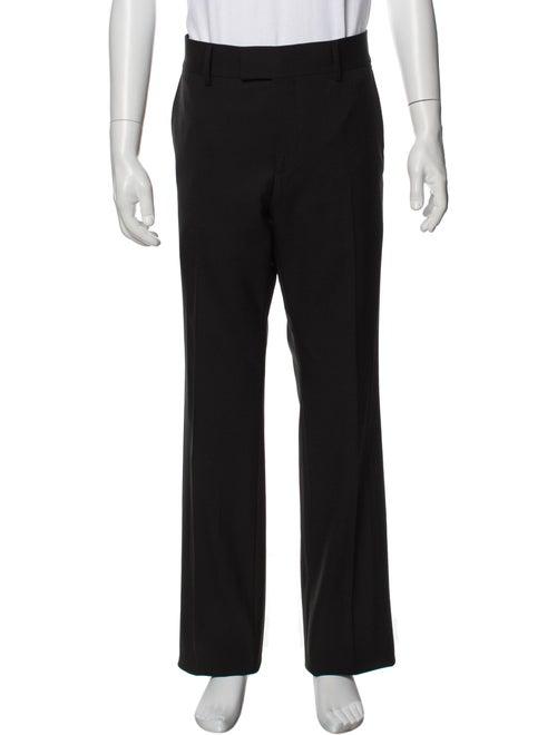 Gucci 70's Dress Pants w/ Tags Black - image 1