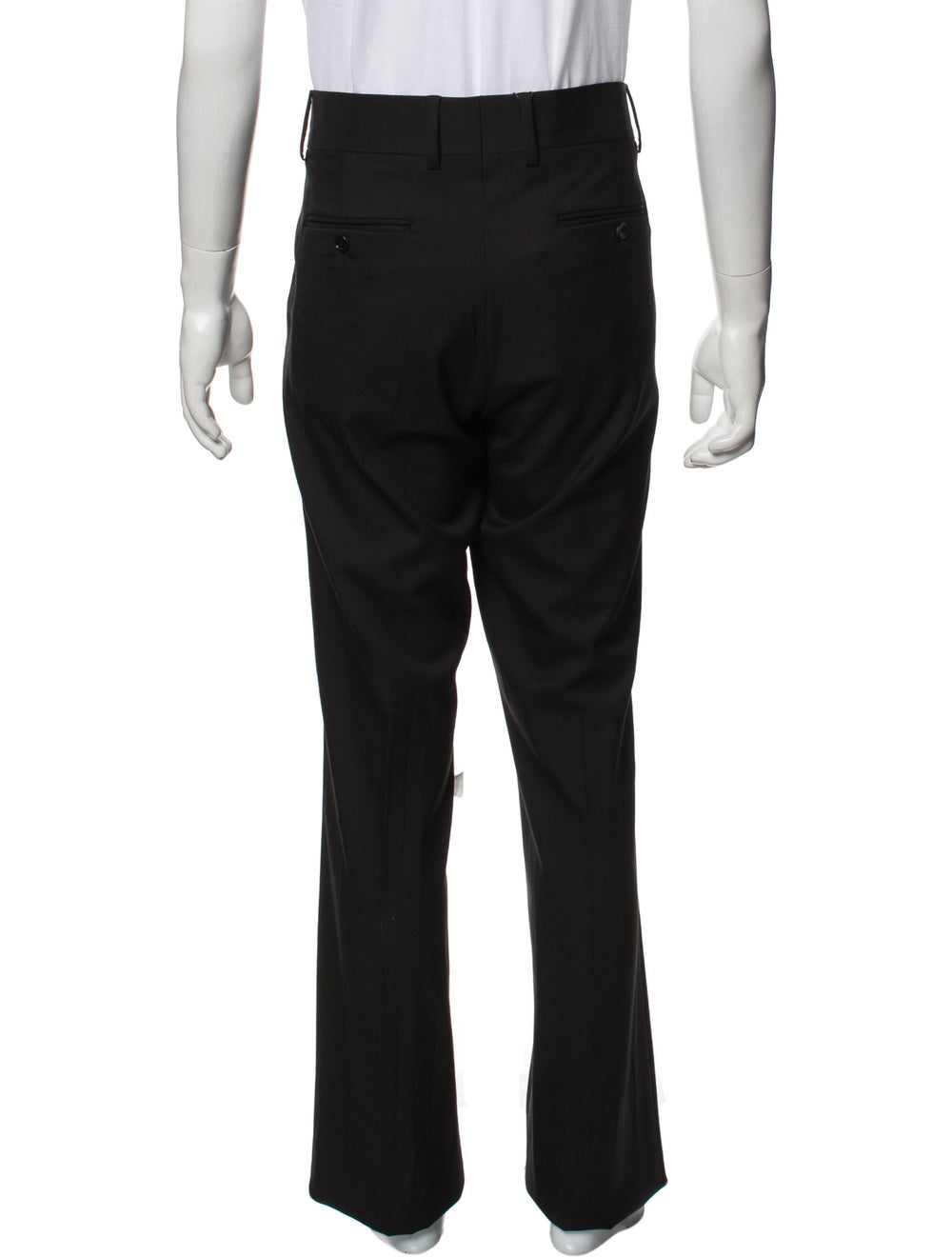 Gucci 70's Dress Pants w/ Tags Black - image 3