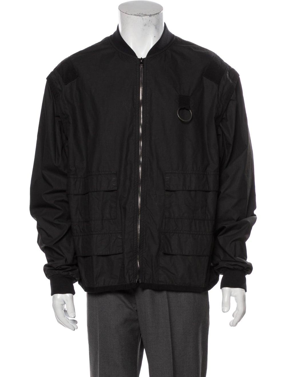 Gucci 2019 Bomber Jacket Black - image 1