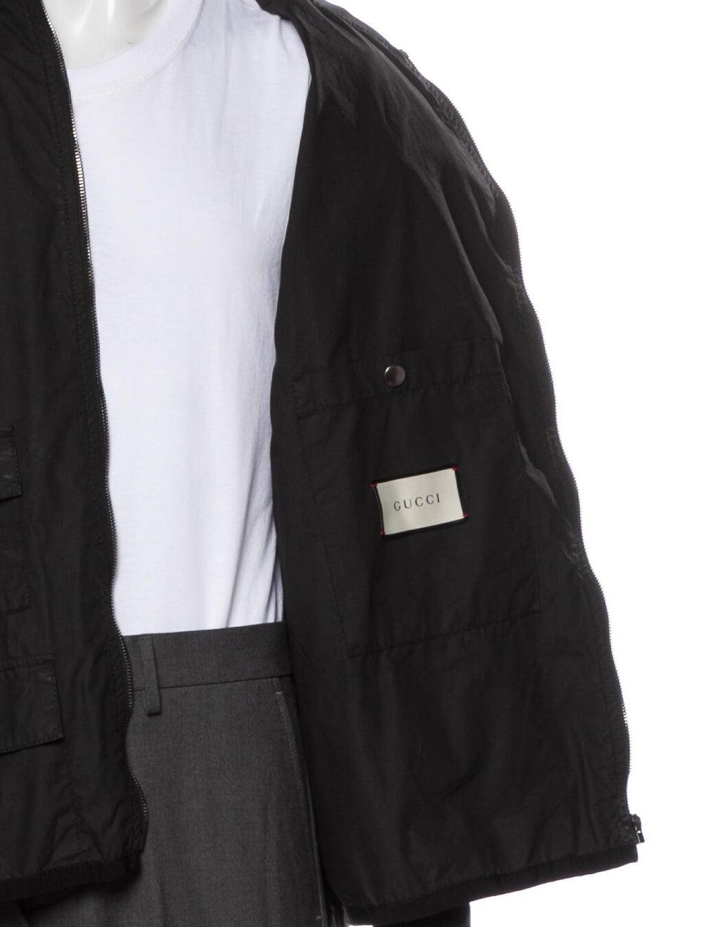 Gucci 2019 Bomber Jacket Black - image 4