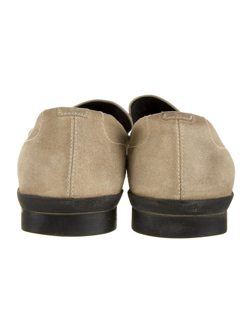 Gucci Suede Dress Loafers - image 4