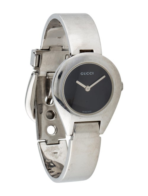 bf2579bae08 Gucci 6700L Buckle Watch - Bracelet - GUC68677