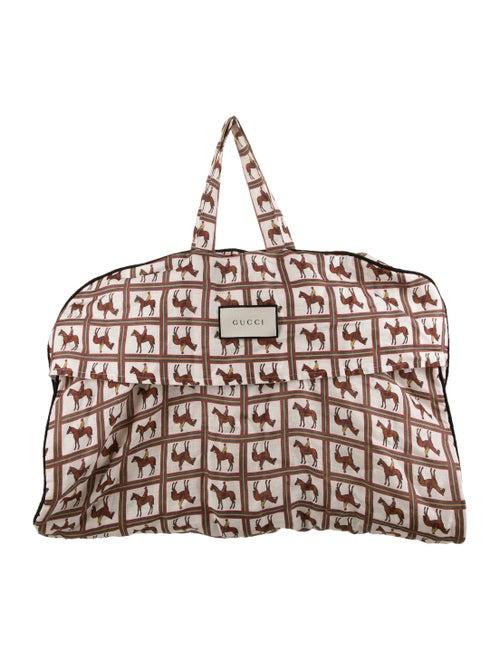 Gucci Equestrian Garment Bag
