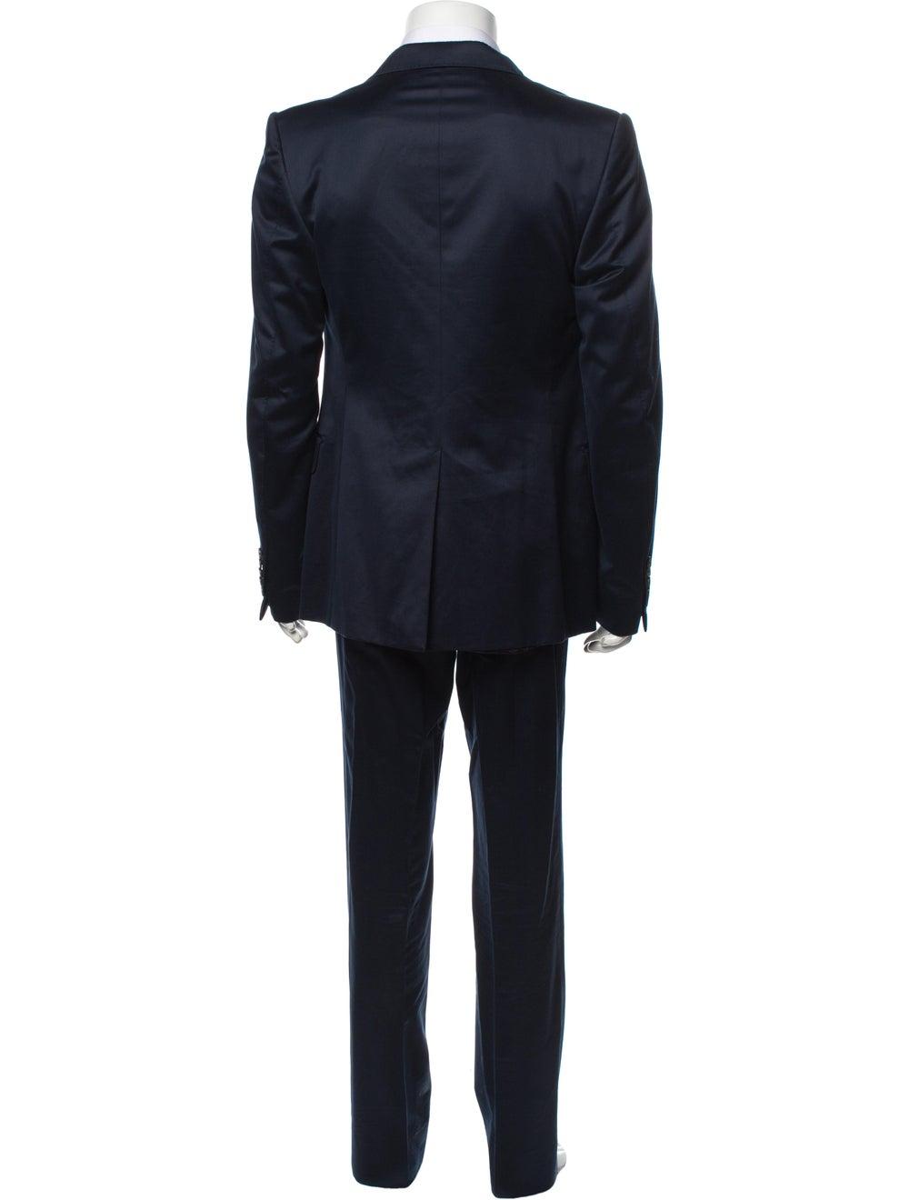 Gucci Two-Piece Suit Blue - image 3