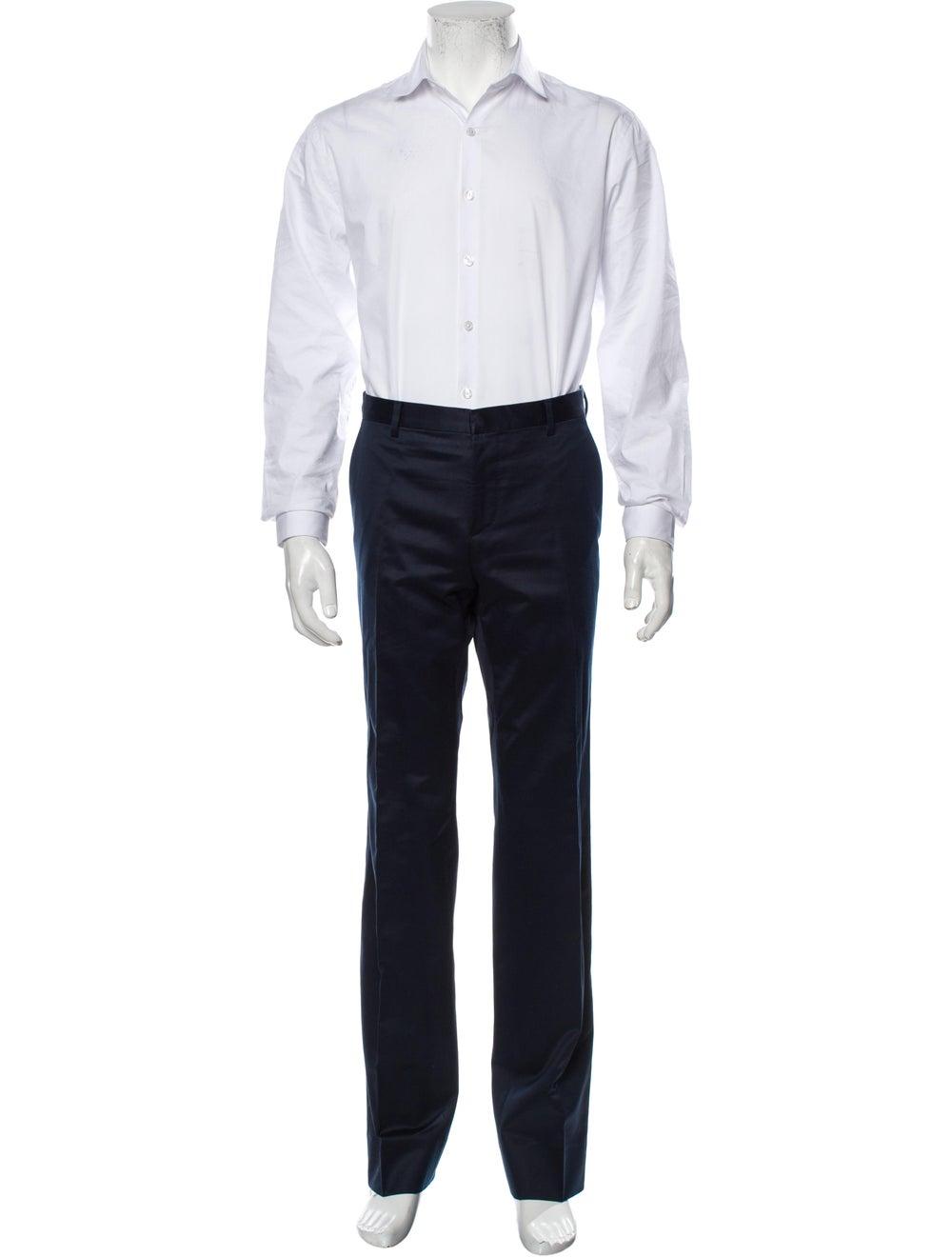 Gucci Two-Piece Suit Blue - image 4