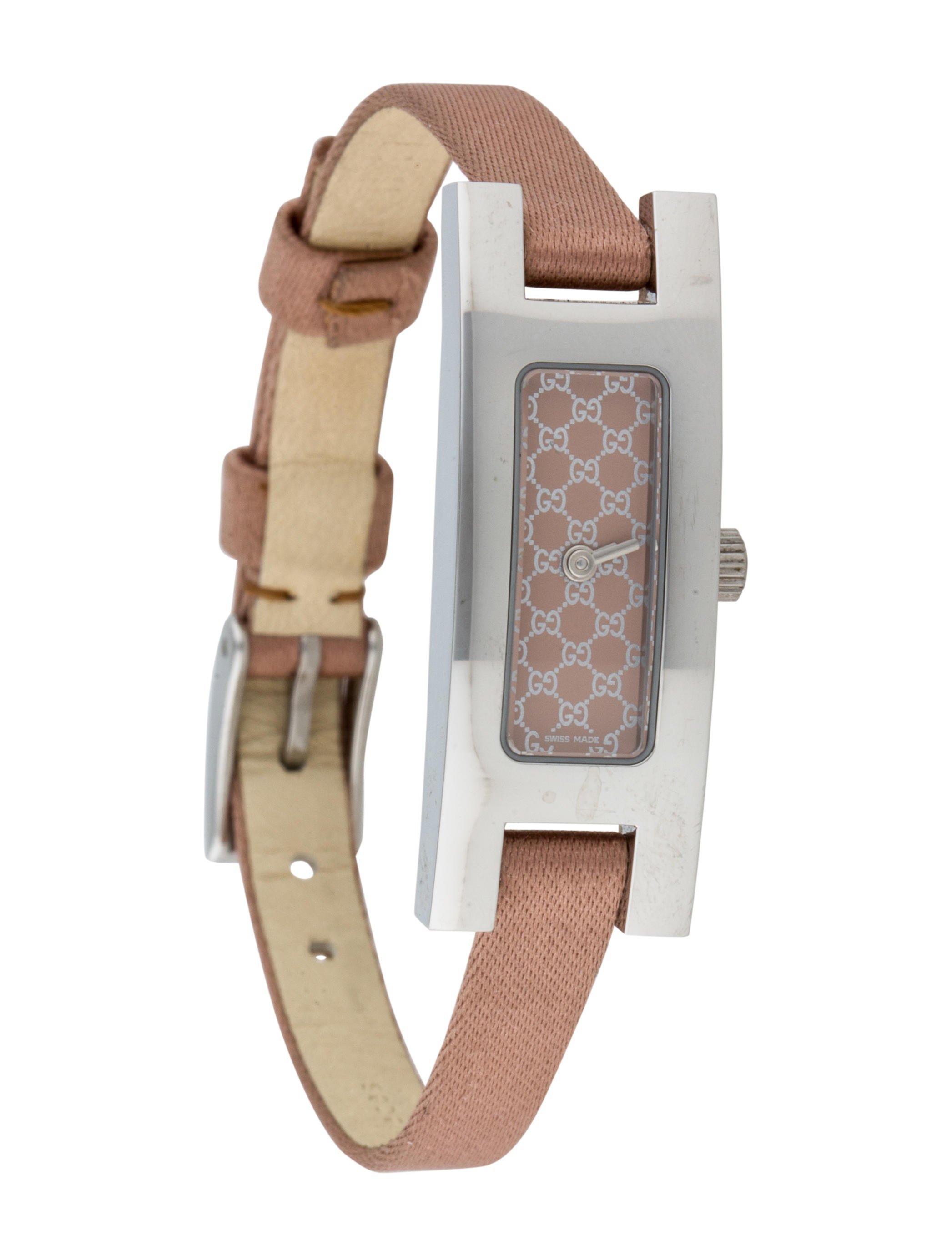 2eb4d17cf Gucci Baguette GG 3900L Watch - Strap - GUC71424   The RealReal