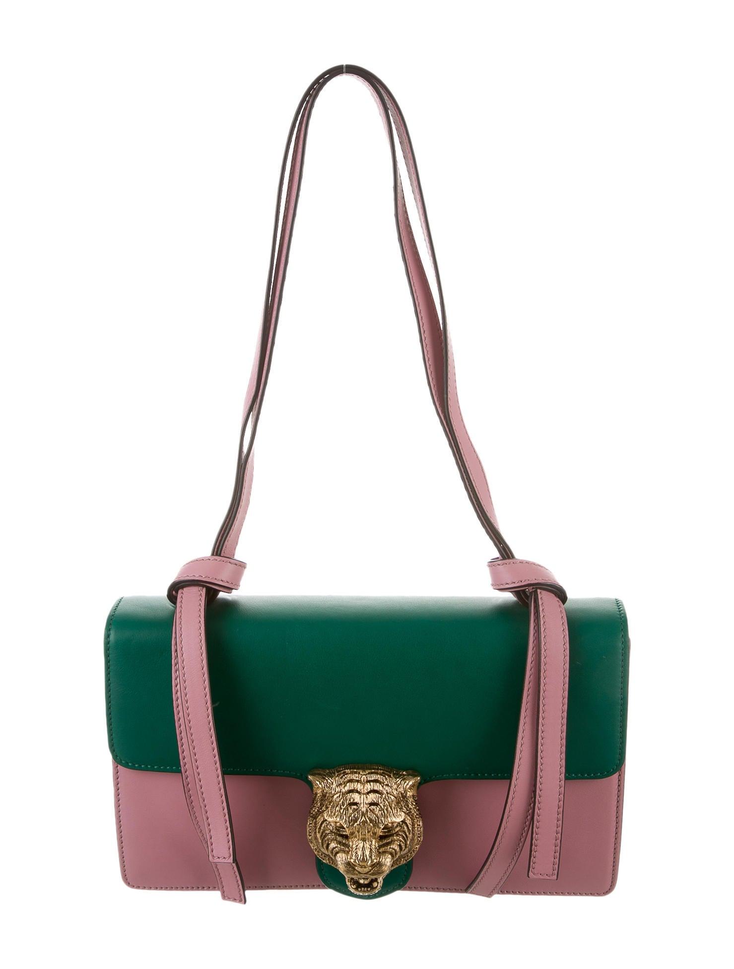d9fc34623fbaa5 Gucci Animalier Shoulder Bag - Handbags - GUC71875 | The RealReal