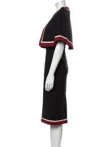 Gucci 2020 Striped Dress Set w/ Tags