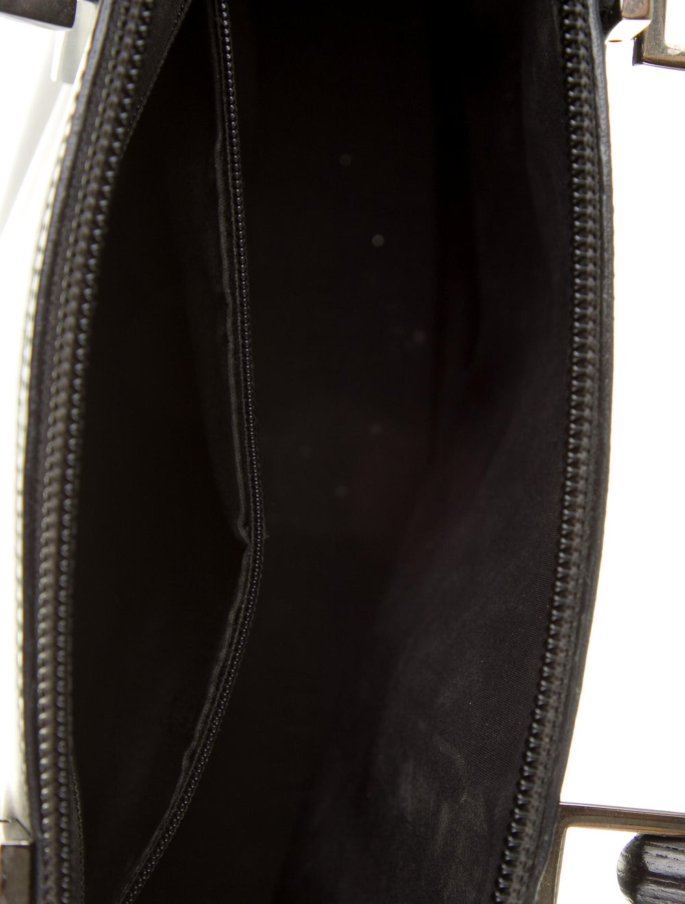 Gucci Bamboo Top Handle Bag Black - image 5